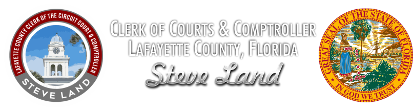 Lafayette County Clerk of the Circuit Court & Comptroller